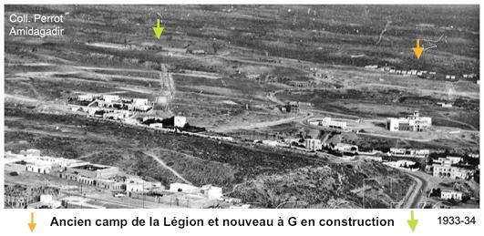 HISTOIRE DU CAMP 1933perrot