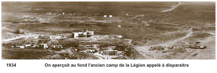 HISTOIRE DU CAMP 1934camplegion